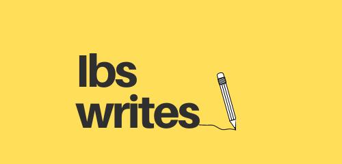 Ibs Writes